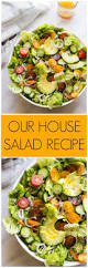 thanksgiving salad recipe our house salad recipe little broken