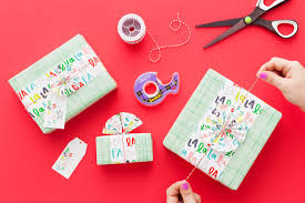 17 ways to diy your gift wrapping toppers brit co