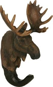 Moose Themed Home Decor by