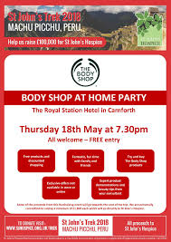 Shop At Home by Body Shop Evening St John U0027s
