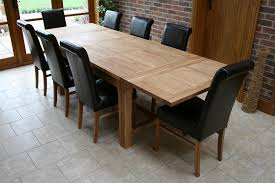 Seater Dining Table Image Album Images Home Design - Dining table size to fit 8