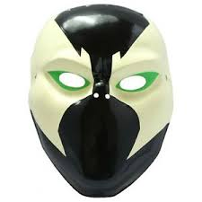 Spawn Costume Spawn Mask Costume Mask Kids Halloween Ebay