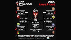 Jadwal Piala Presiden 2018 Digelar Di Manahan Ini Jadwal 8 Besar Piala Presiden 2017