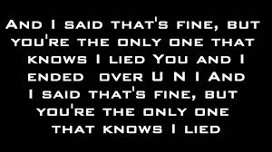 everything has changed testo ed sheeran u n i with lyrics lyrics in the descriptions