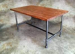 diy pipe desk plans galvanized pipe desk industrial table legs carlislerccar club