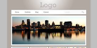 css tutorial layout template how to create a minimalist and clean website psd web template