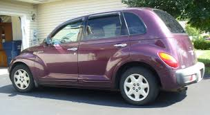 2002 chrysler pt cruiser information and photos zombiedrive