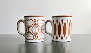 mugs u0026 more mid century modern also coffee