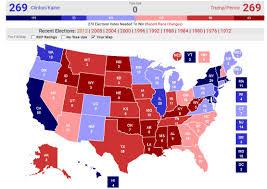 Maine Wmd Map Election Day 2016 U2026 With Many Polls U0026 Pundits Saying Otherwise