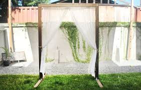 wedding arch lace lace fabric wedding arch rental cedar and pine events