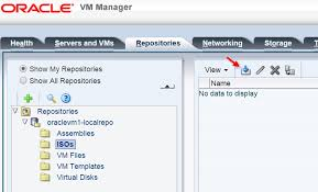 ovm console how to configure oracle vm manager 3 3 in a lab at home using