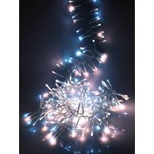 ultra bright cluster warm white cool white led twinkle lights