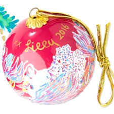 lilly pulitzer lilly pulitzer ornament 2016 from