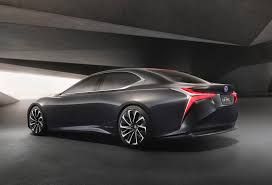 lexus sedans 2016 all new lexus ls luxury sedan said to arrive in early 2017