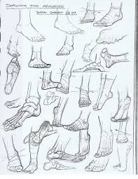 feet drawing u0027 in drawing references and resources