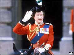 Queen Elizabeth Shooting Bbc On This Day 13 1981 Queen Shot At By Youth