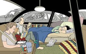 in the livingroom the car of the future will be in the living room of the house of
