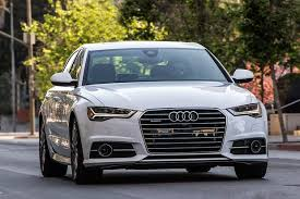 audi a6 vs s6 2016 audi a6 and s6 drive review autotrader
