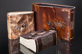 handmade leather photo albums handmade leather journals albums by iona handcrafted books