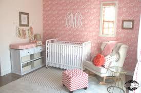 fun and feminine nursery project nursery