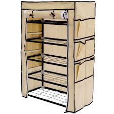Shelving Units For Closet Furniture Shelving For Shoes In Closet Closed Shoe Stand Shoe