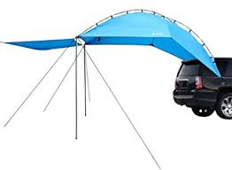Awning Umbrella Amazon Com Leader Accessories Easy Set Up Camping Suv Tent