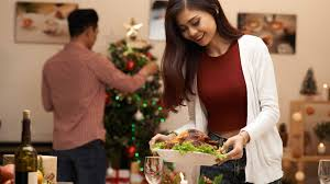 christmas day dinner table games 4 holiday entertaining party ideas on a tight budget