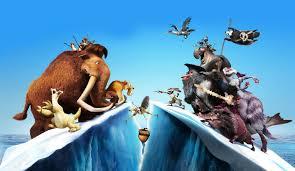 ice age continental drift 2012