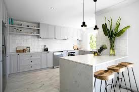 modern white kitchen backsplash caruba info