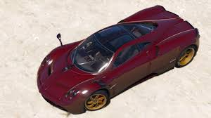 pagani huayra red pagani huayra red carbon reskin gta5 mods com