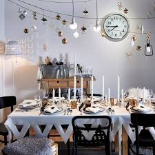 New Year Decoration Ideas For Restaurant new year u0027s eve home decorations good housekeeping