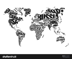 world map black and white with country names pdf continent clipart names pencil and in color continent clipart names