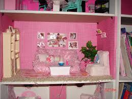 My Homemade Barbie Doll House by Diy Barbie House From A Shelf A And A Glue Gun