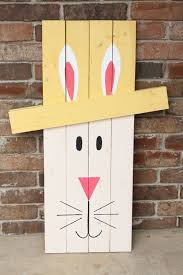 Religious Outdoor Easter Decorations by Rustic Holiday Decor Easter St Patrick U0027s By Woodworksbyjosh