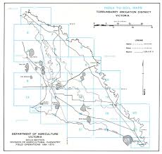 Soil Maps Torrumbarry Index To Soil Maps Vro Agriculture Victoria