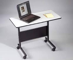 Computer Desk On Wheels Good Portable Computer Desk All Office Desk Design