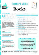 rock and mineral observation chart labs fields and rock and