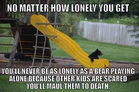 Sad Bear Meme - sad bear meme by turtlethuglife memedroid