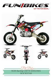 m2r racing crf70 km125mx pit bike rockstar 70 pinterest pit bike