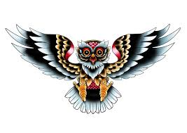 evil owl tattoo free download clip art free clip art on
