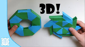 3d origami transforming ninja star instructions ray bolt