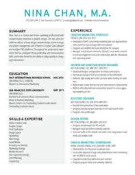 marketing resume my resume i m looking for a position in digital communications