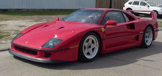how many f40 are left ebay f40 with buy it now price of 595 000