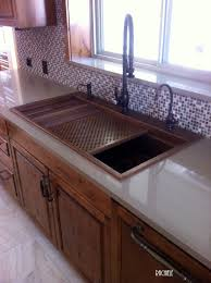 Best Copper Workstation Sinks Made In The USA Images On - Kitchen sinks usa