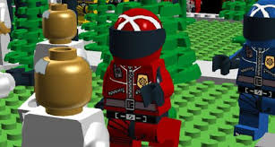 lego power rangers attack square lego creation