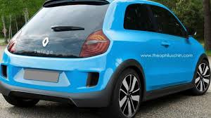 renault twingo 2014 2014 renault twingo rendered
