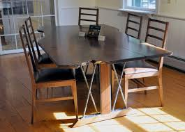Walnut Dining Room Table Dorset Custom Furniture A Woodworkers Photo Journal A Claro
