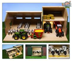 boerderij speelgoed zowel hout siku bruder loods en stal