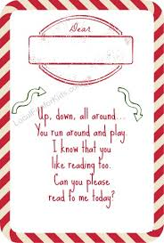 10 free elf on the shelf printable poems u2014 local fun for kids