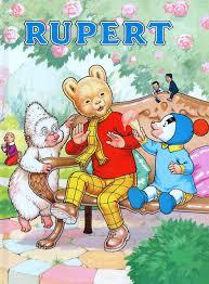 crivens comics u0026 stuff rupert bear cover gallery
